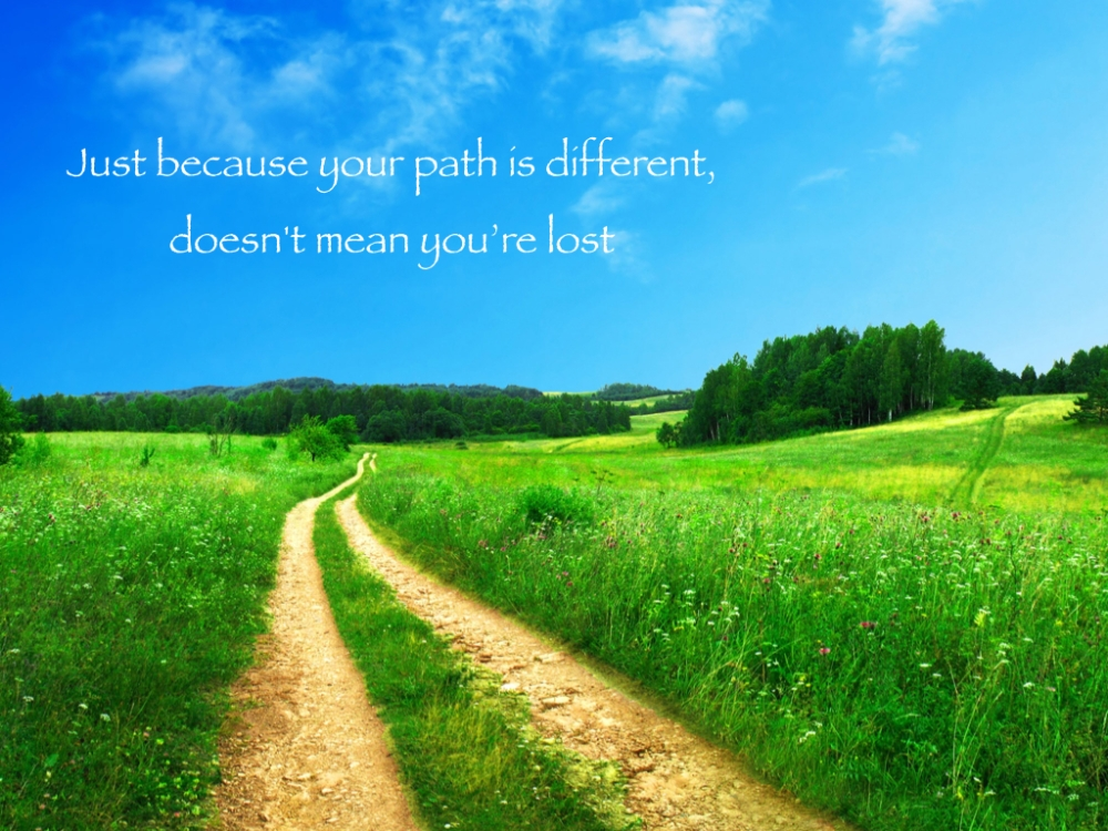 path is different.001