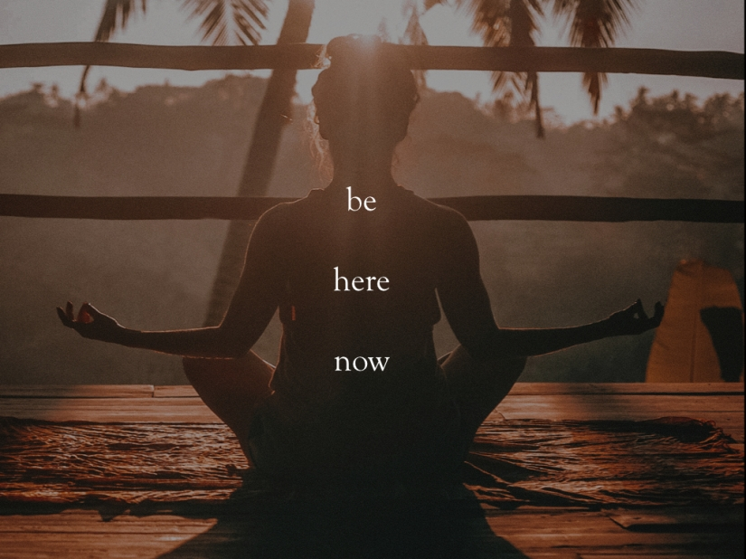 be here now.001